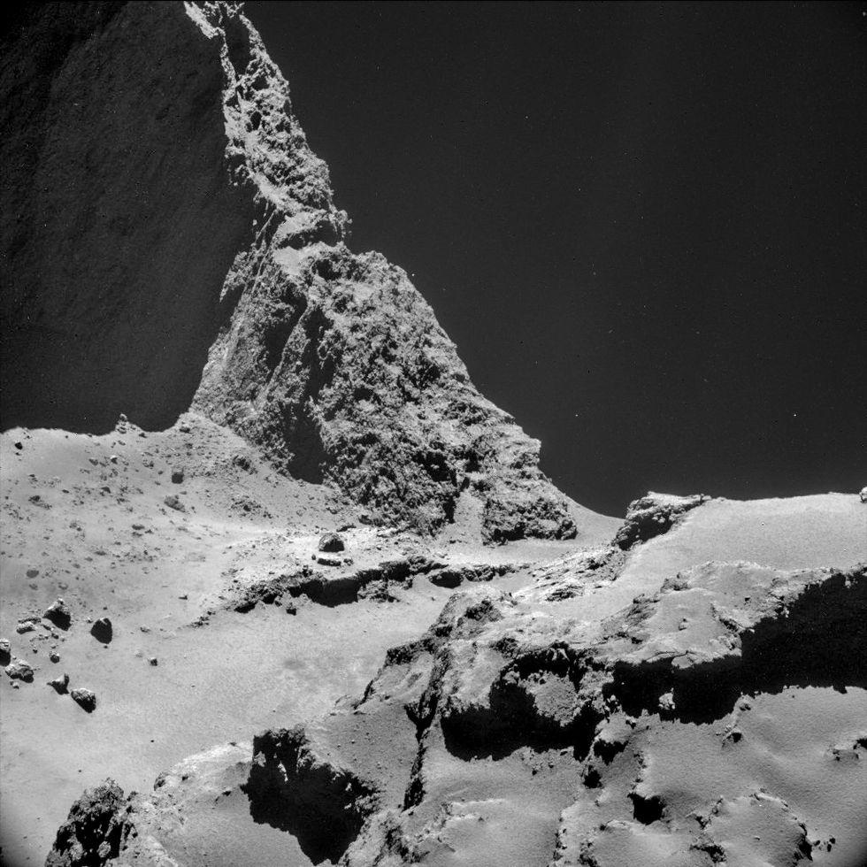 Så här låter kometen 67P/Churyumov–Gerasimenko