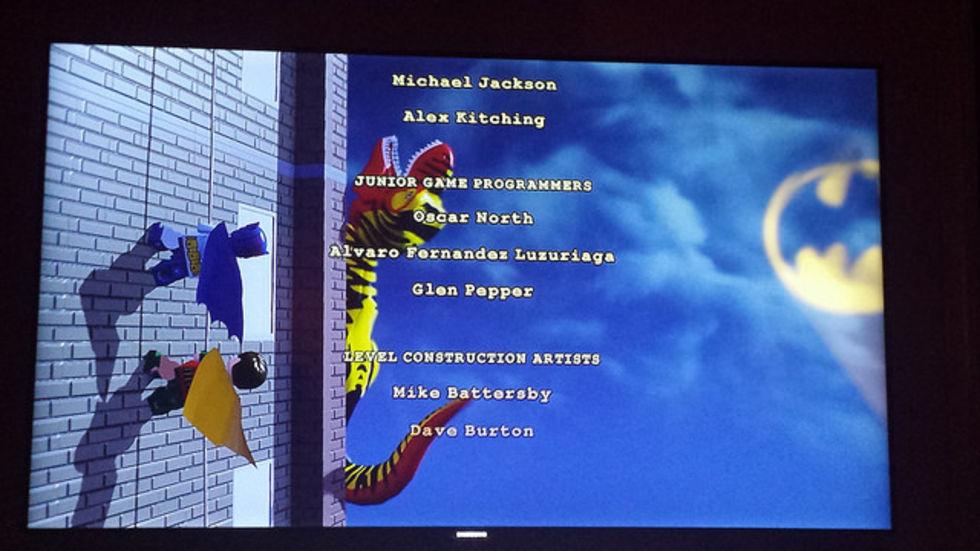 Det hintas om ett Lego-spel med Jurassic Park-tema