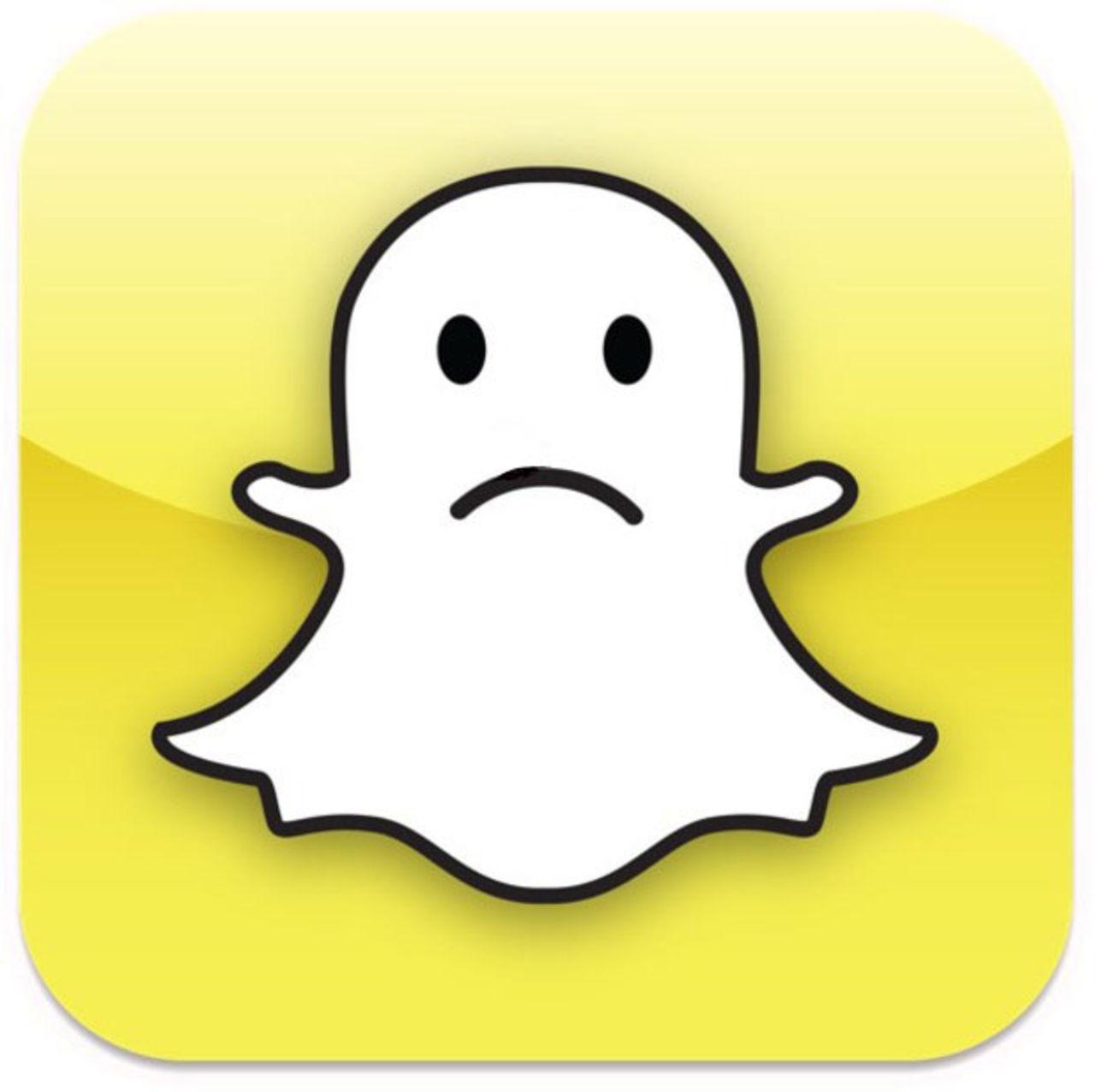 Snapchat avråder från icke godkända tredjepartstjänster