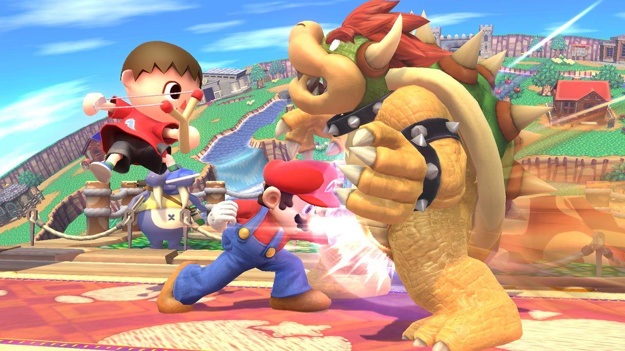 Nu kan du förhandsladda Super Smash Bros. for Wii U