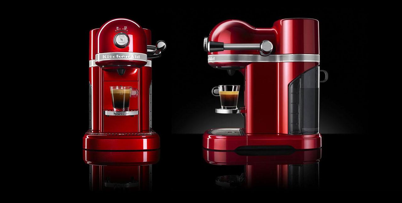 Nespresso + Kitchen Aid = sant