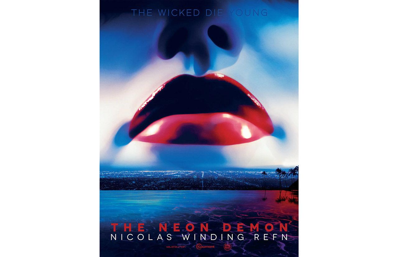Poster för The Neon Demon