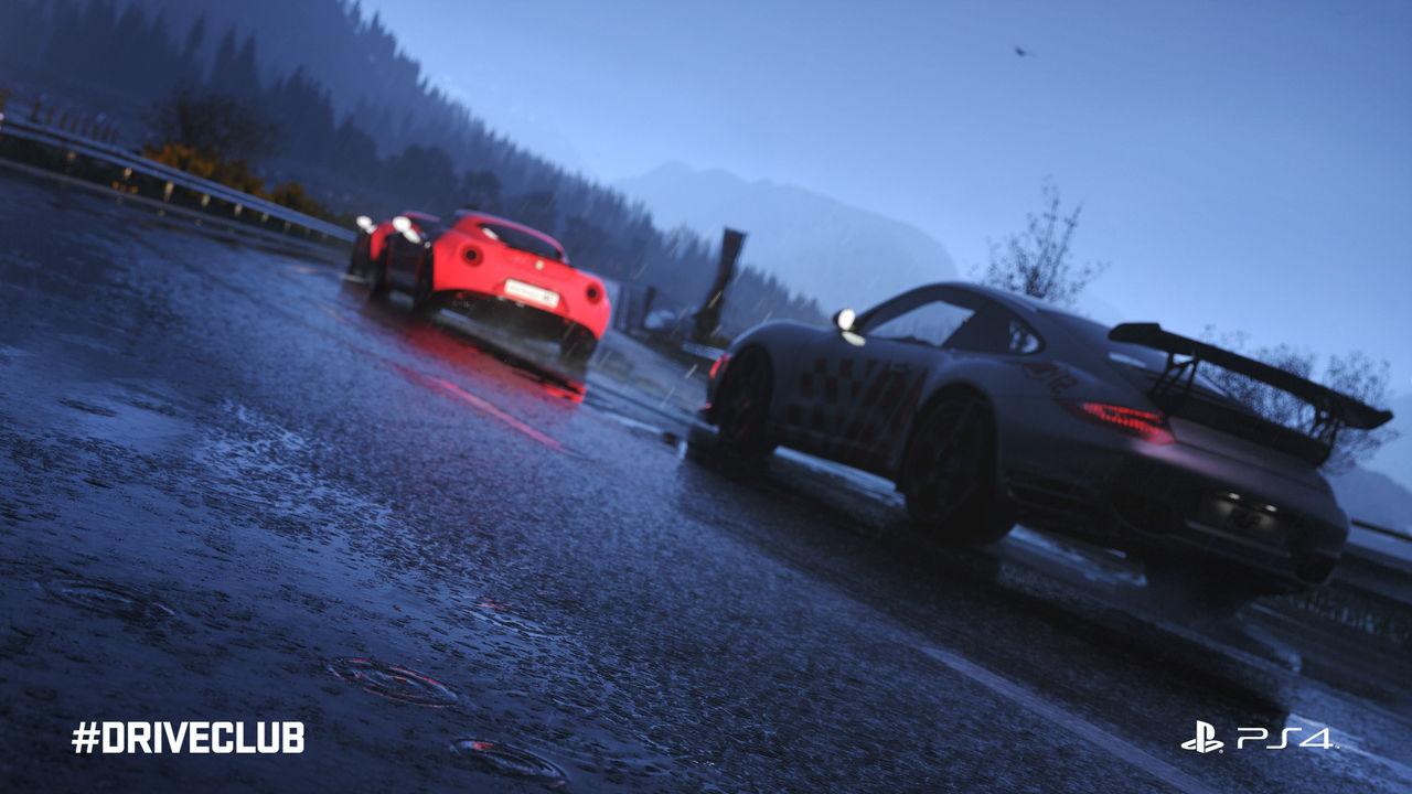 Gratis DLC-paket för Driveclub-spelare