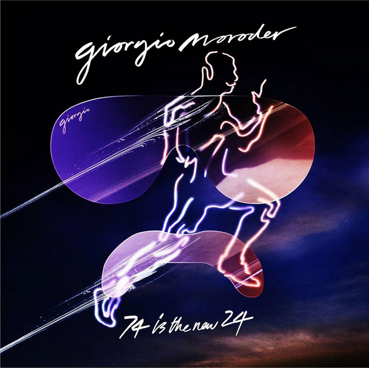 Giorgio Moroder släpper soloalbum nästa vår