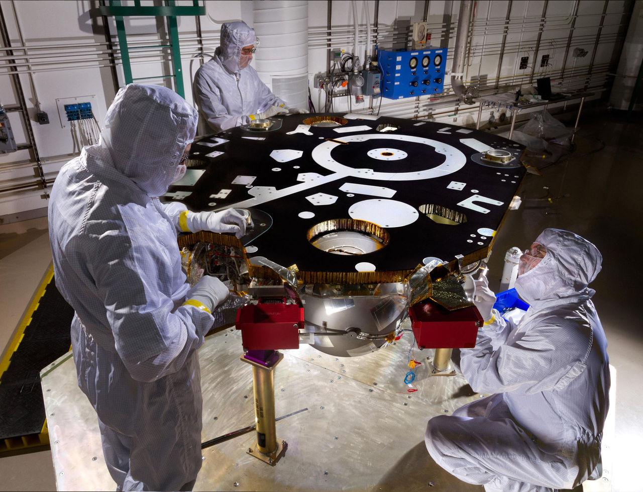 Här är NASA:s nästa marslandare