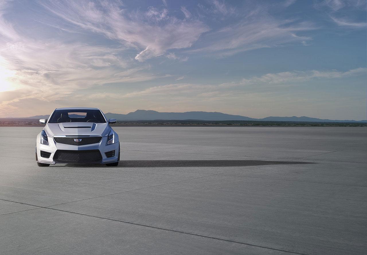 Cadillac ATS-V officiell