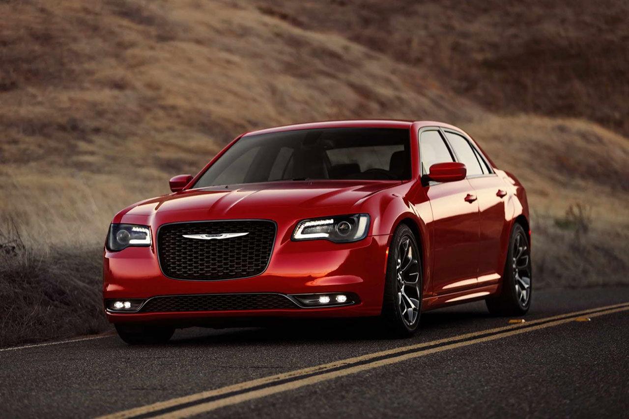 Chrysler lyfter 300