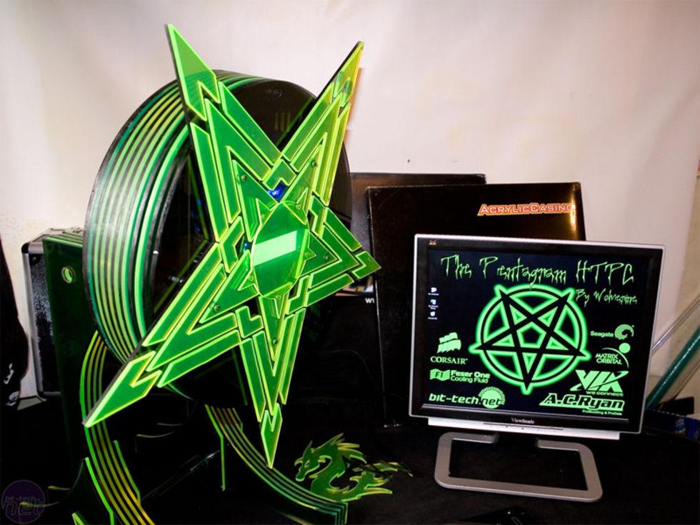 Här är en Pentagram-HTPC
