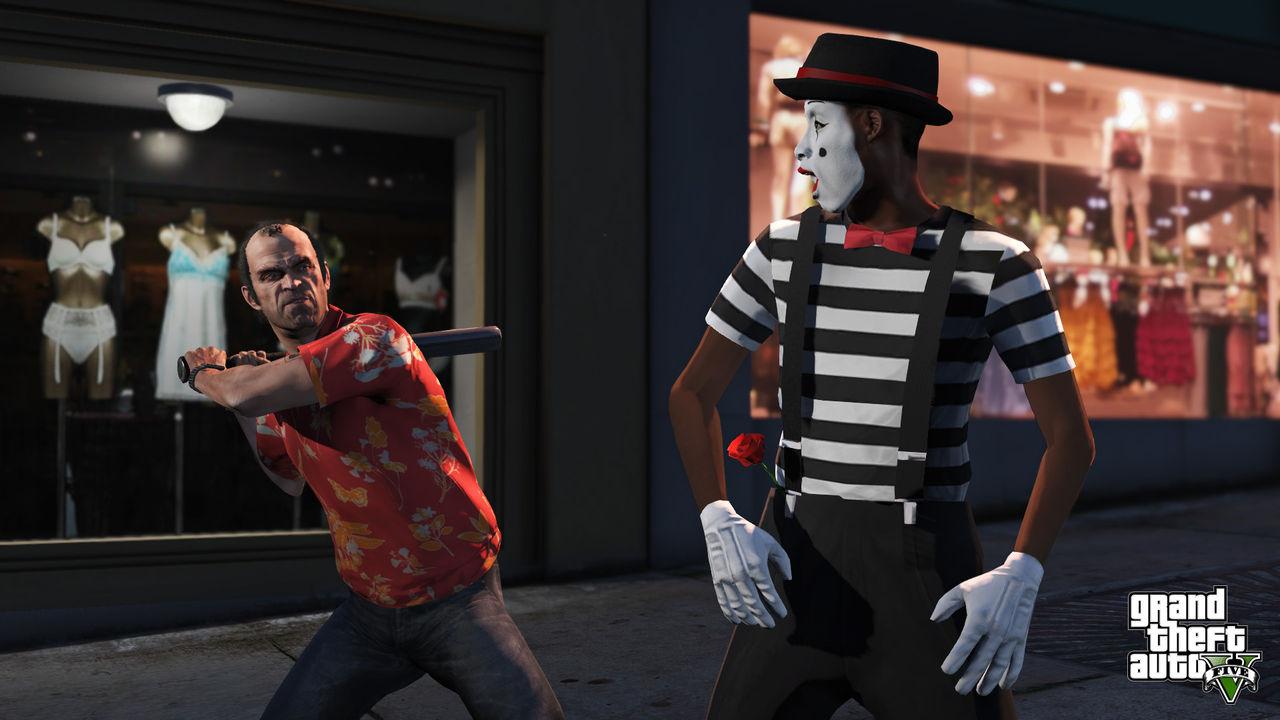 GTA V toppar betygslistan på Metacritic