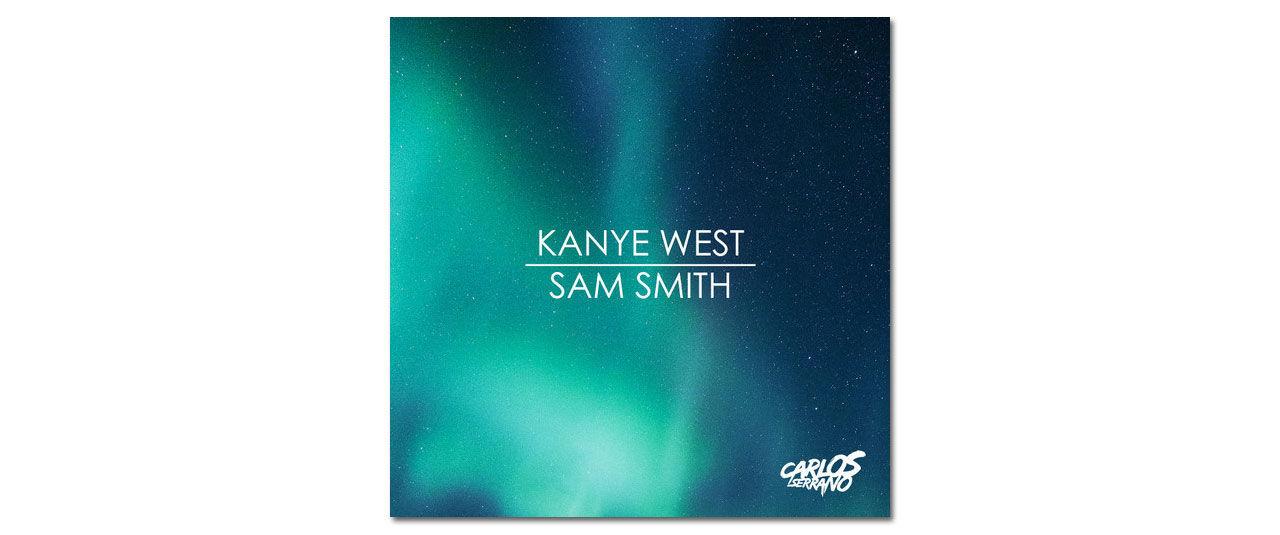 Mashup mellan Kanye WEST OCH SAM smith
