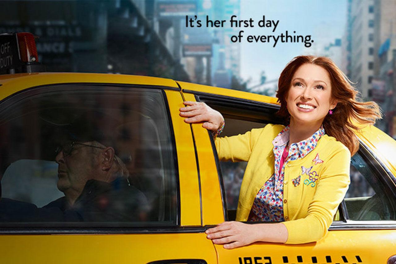 Tina Fey-serie till Netflix