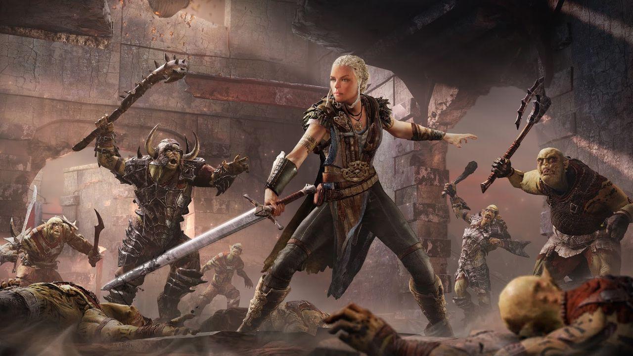 Nytt gratis DLC till Middle-earth: Shadow of Mordor