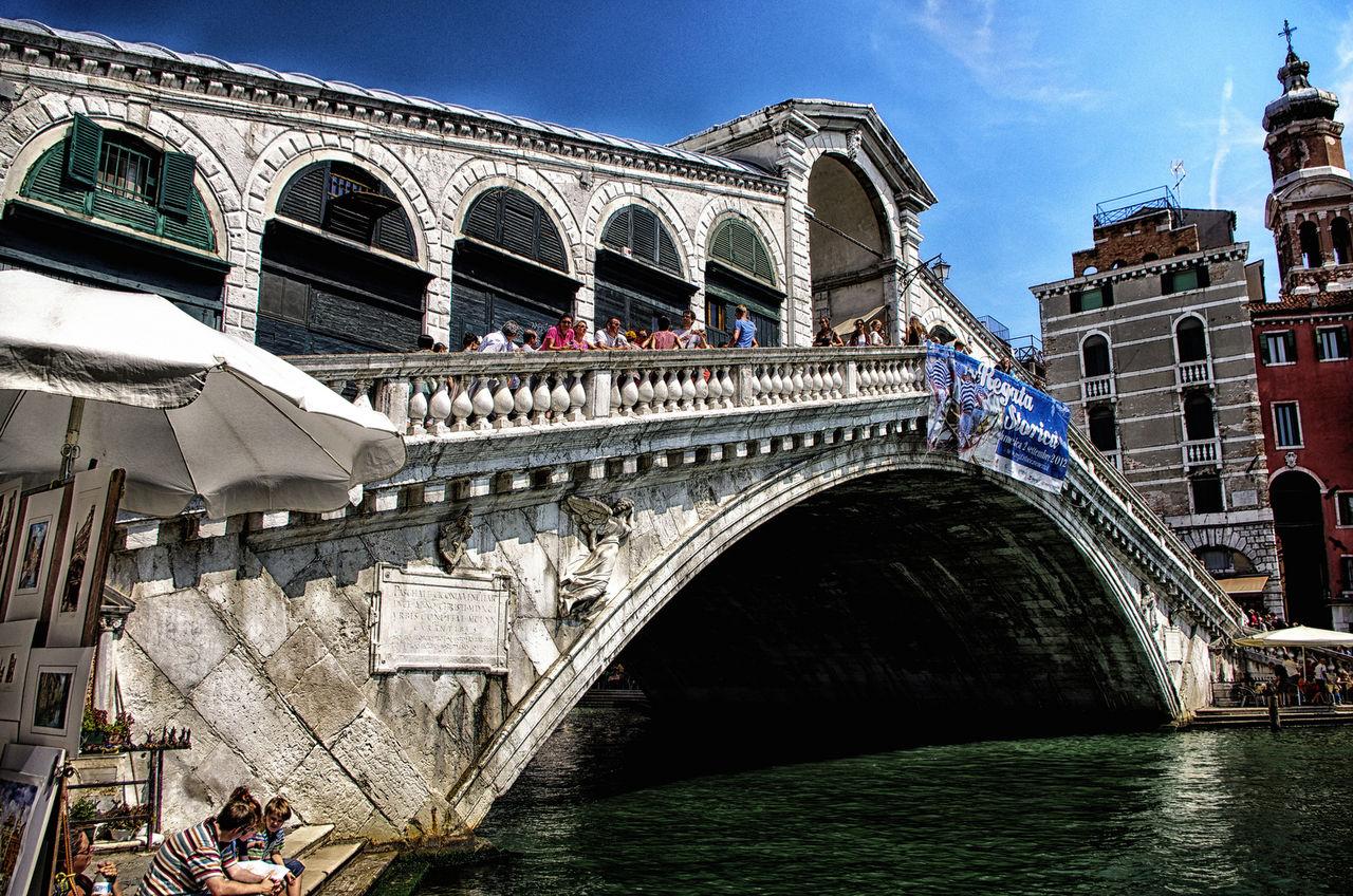 Venedig förbjuder rullväskor