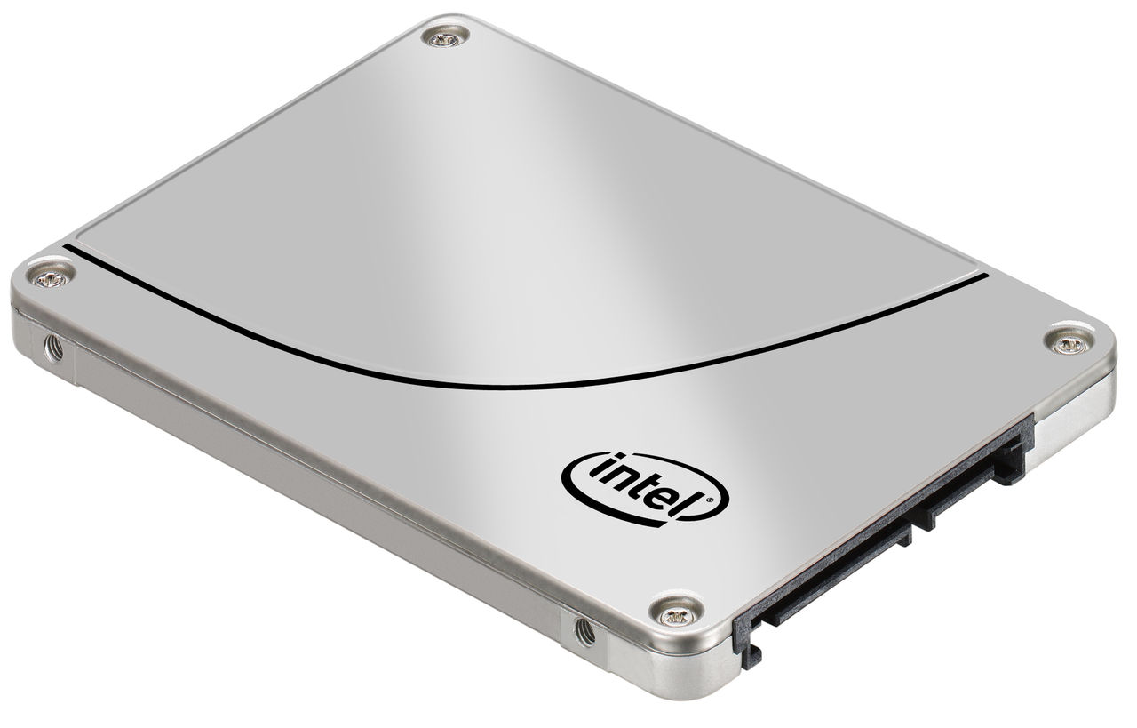 Intels nya 3D NAND kan döda hårddisken