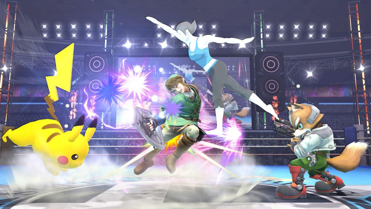 Super Smash Bros. for Wii U säljer snabbt