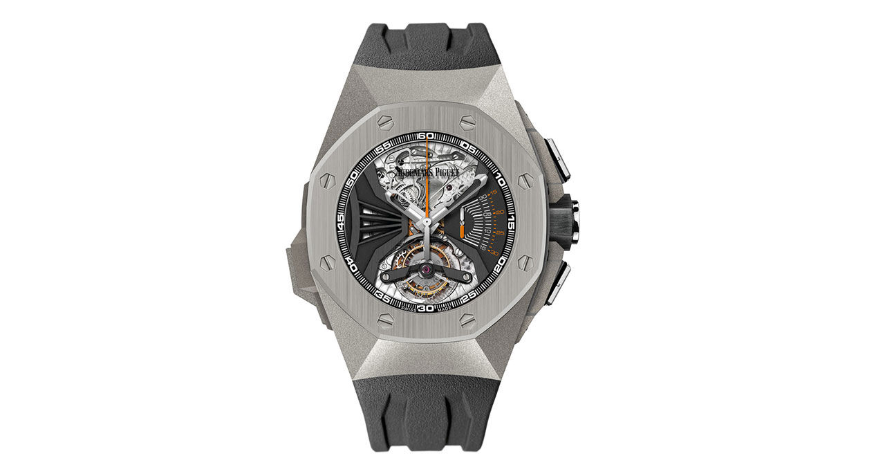 Audemars Piguet presentear ny Royal Oak-klocka