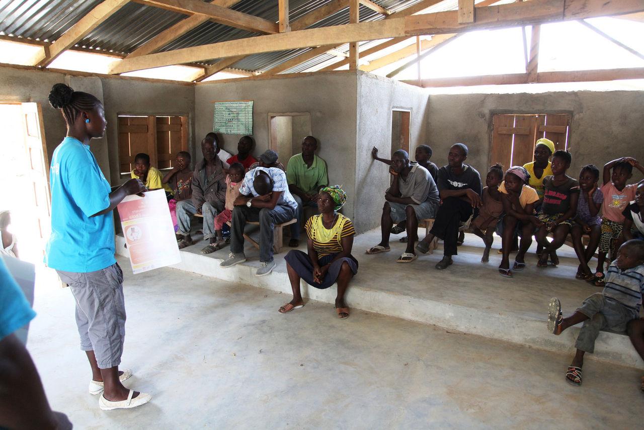 Lovande försök med vaccin mot ebola