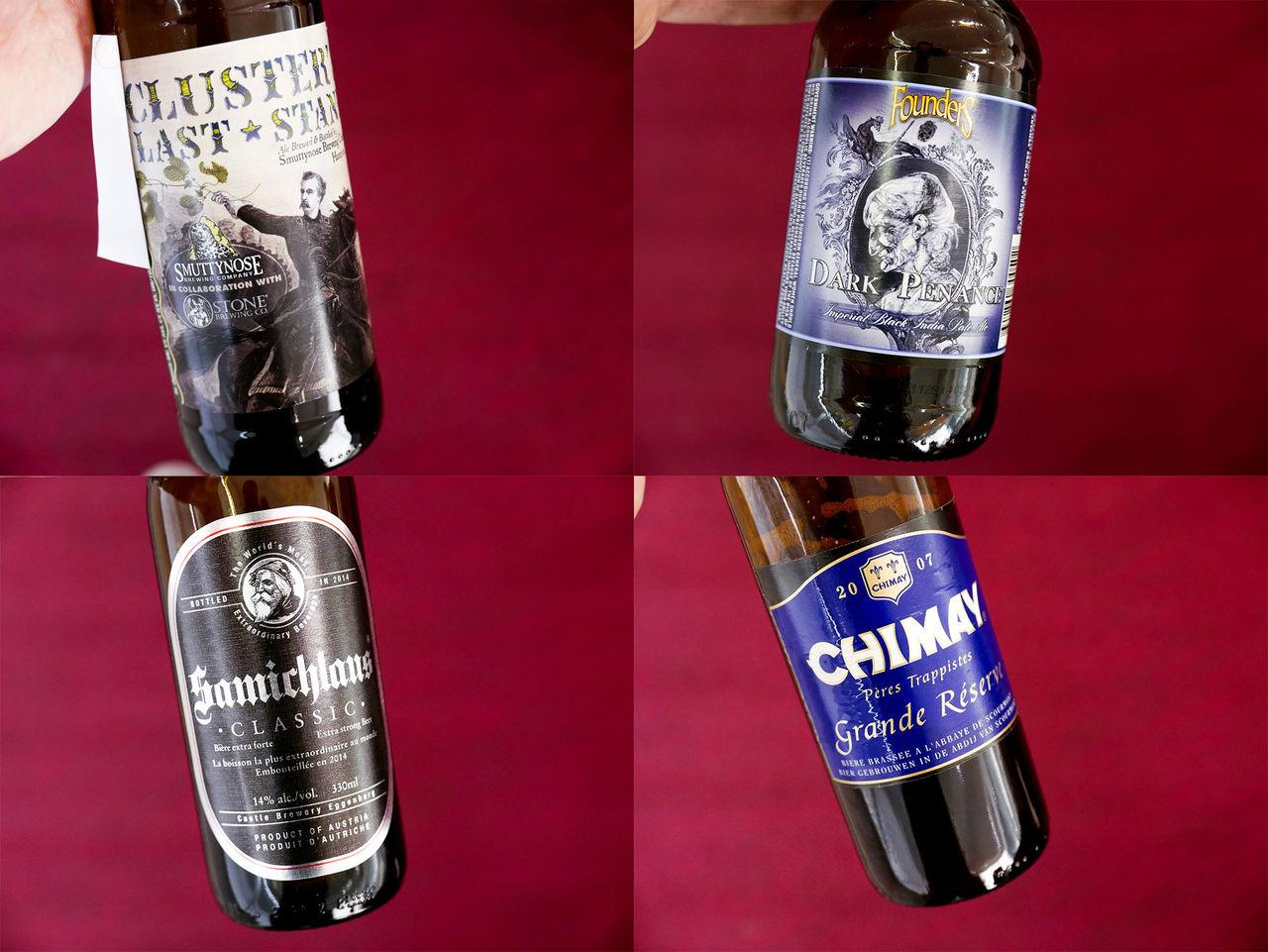 Massor med goda öl släpps i december