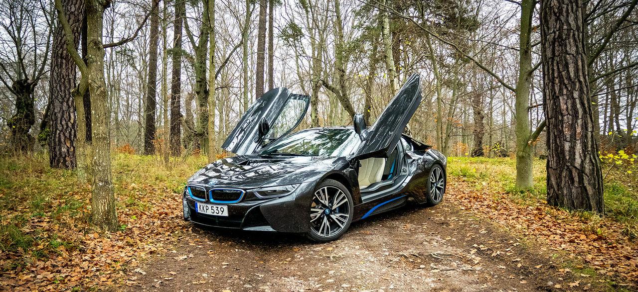 Ni har rätt BMW, det här är framtidens sportbil