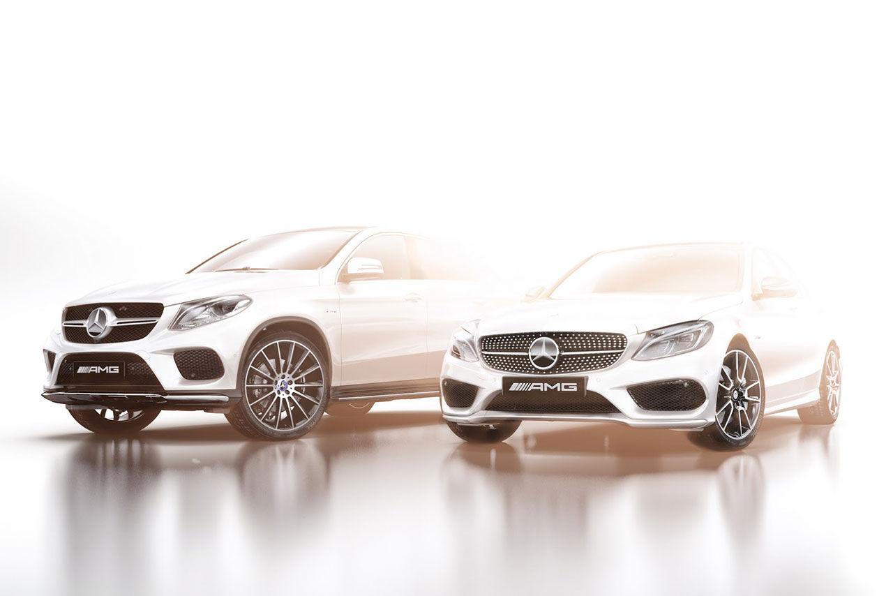Mercedes teasar GLE Coupé