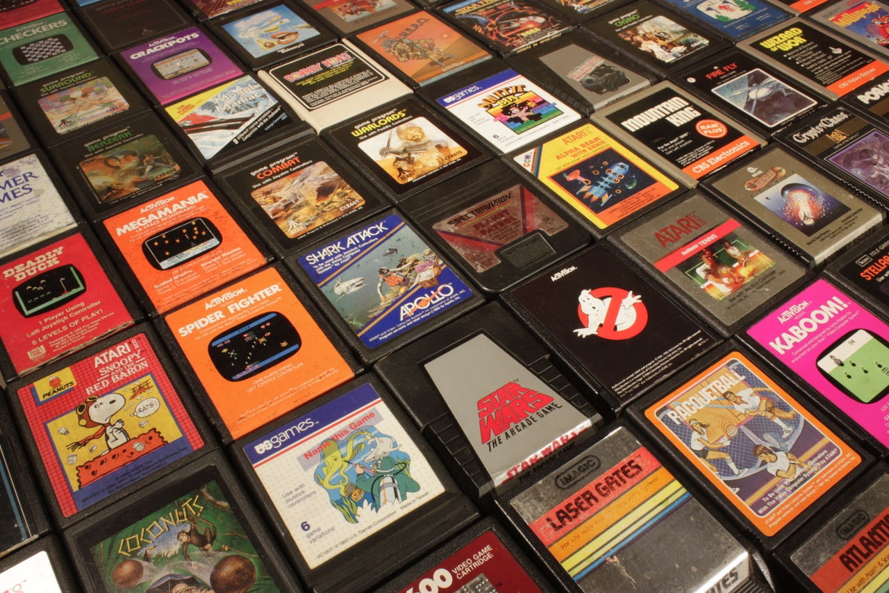 Världens största spelsamling ska bli till salu