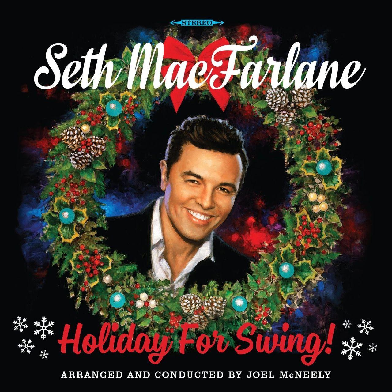 Seth MacFarlane släpper julskiva