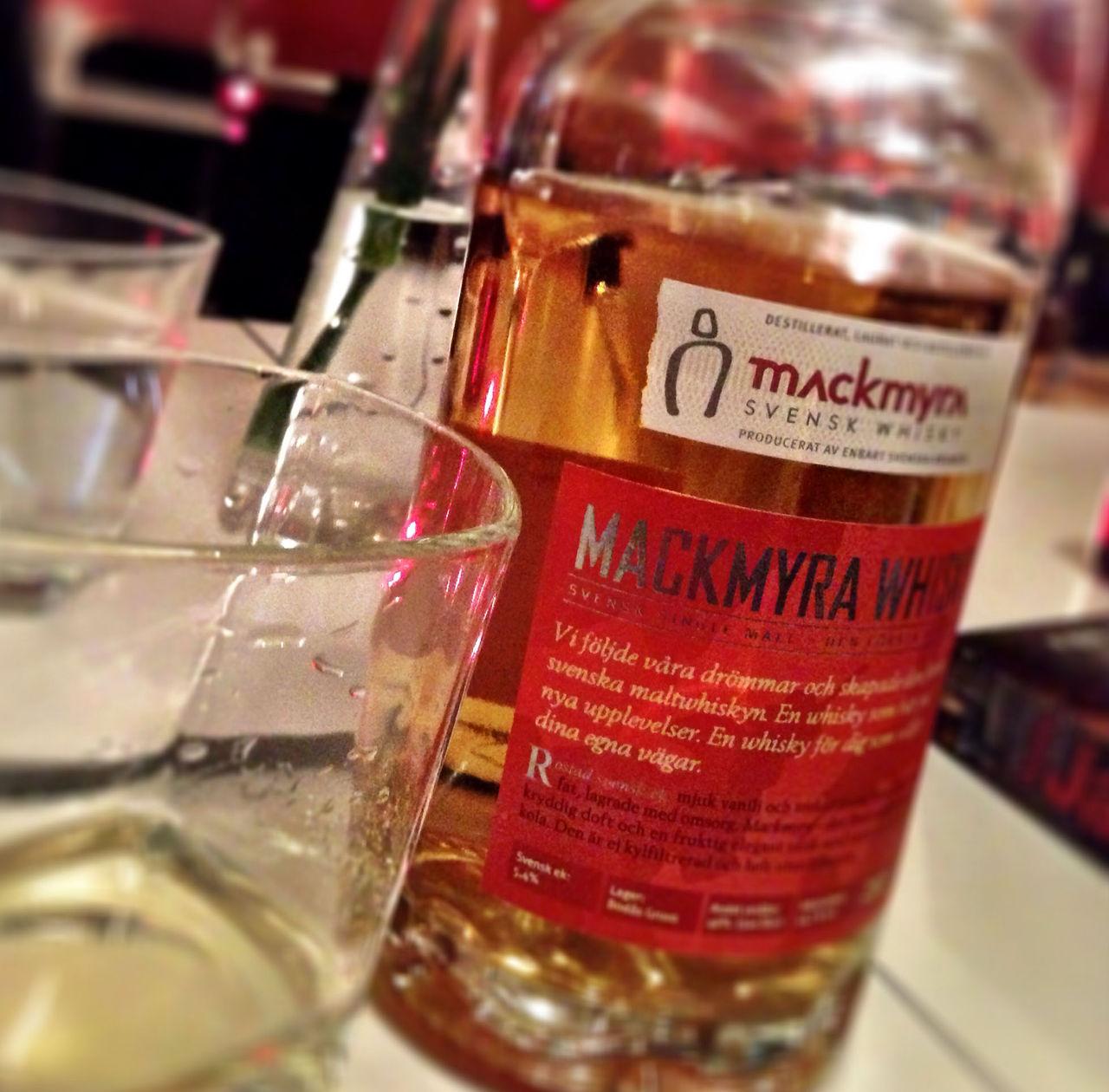 Mackmyras äldsta whisky släpptes idag
