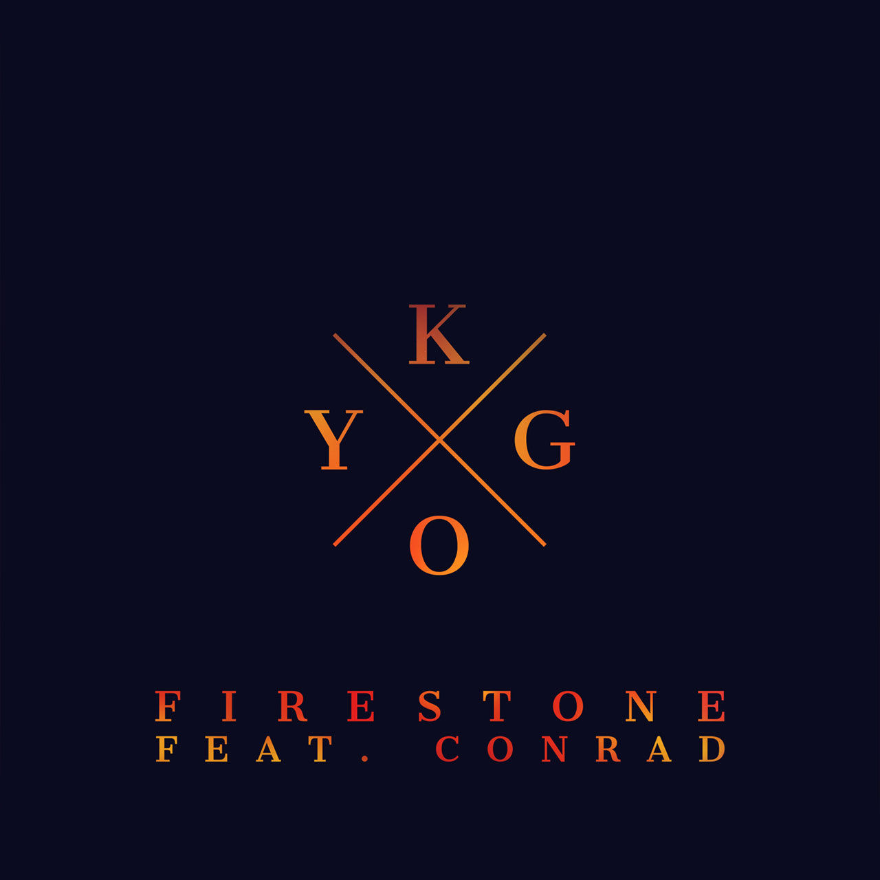 Kygo presenterar sin första egna singel