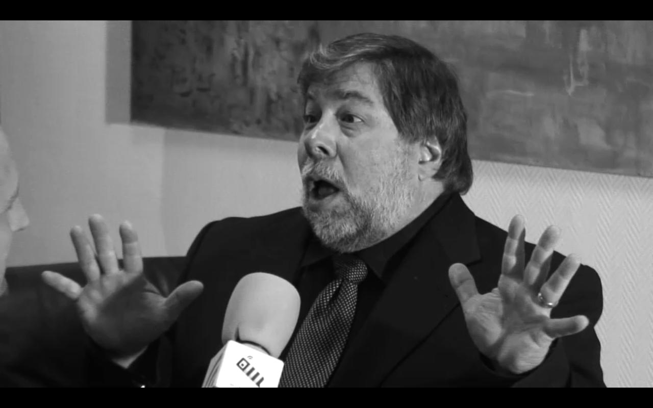 Steve Wozniak blir programledare