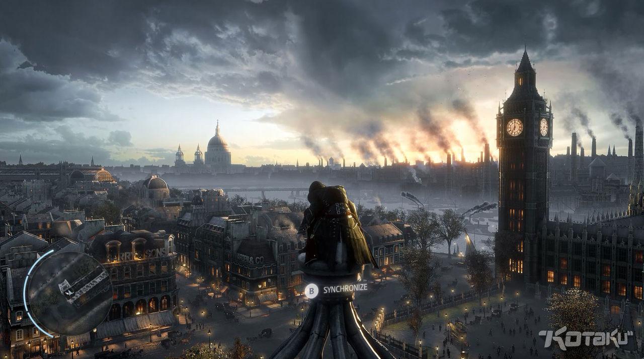 Stor läcka om nästa års Assassin's Creed