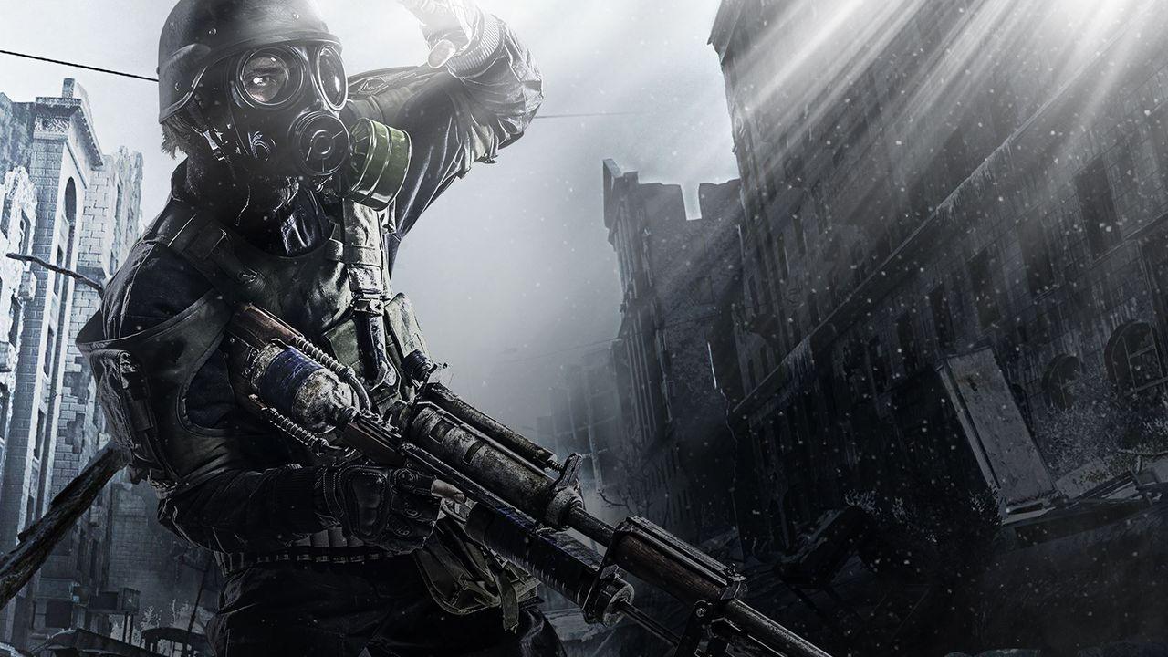 Metrospelen är billiga i veckans gulderbjudanden för Xbox