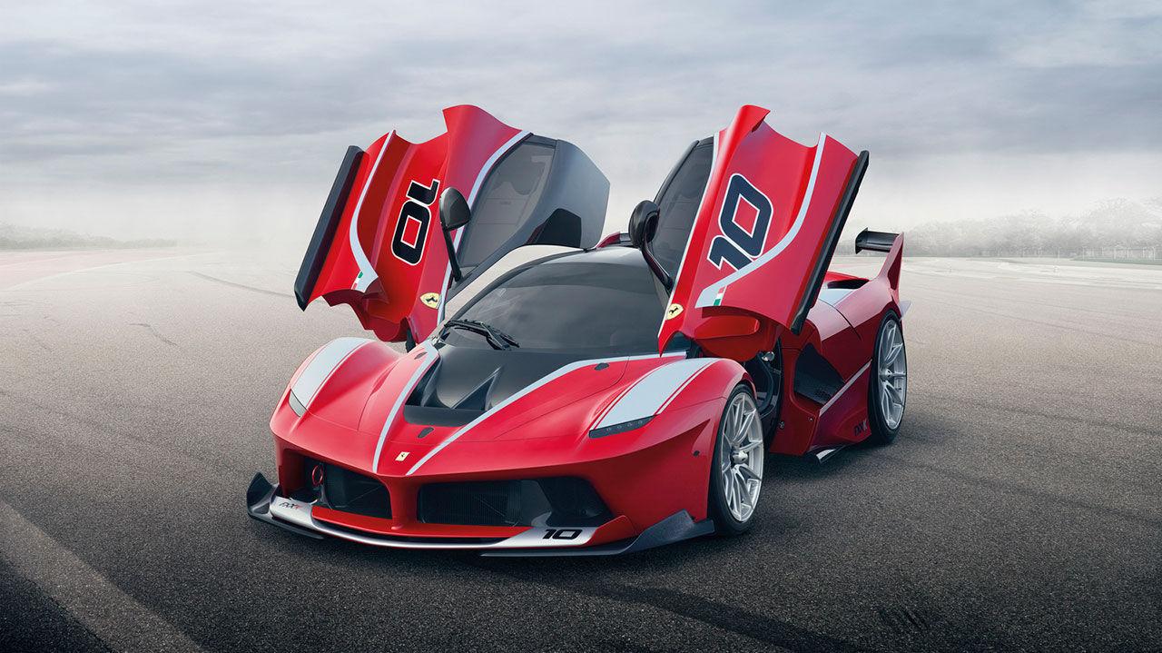 Holy FXXK! Ferrari presenterar superversion av LaFerrari