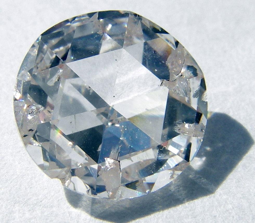 Bli en diamant när du dör