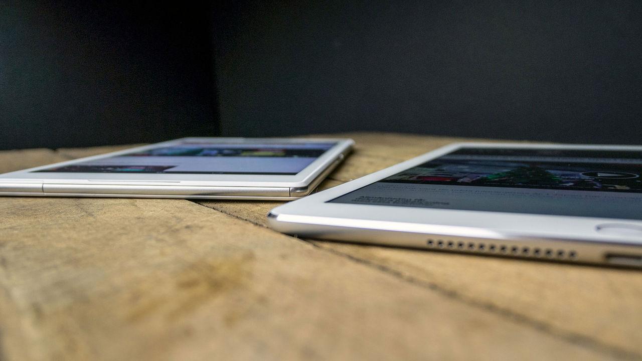 Android Police utser iPad Air 2 till årets tablet