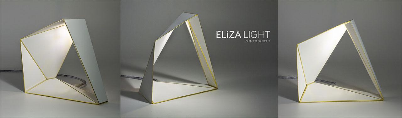 Lagom mycket ljus från Eliza Light