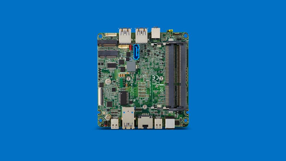 Nya NUCs dyker upp på Intels webbsida