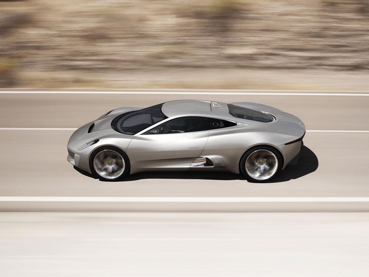 Skurken i nya Bondrullen kommer köra Jaguar C-X75