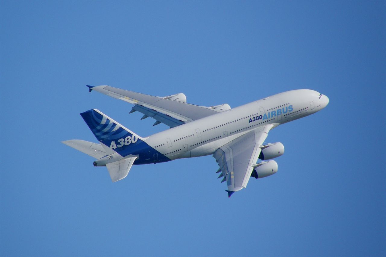 Airbus funderar på att lägga ner A380