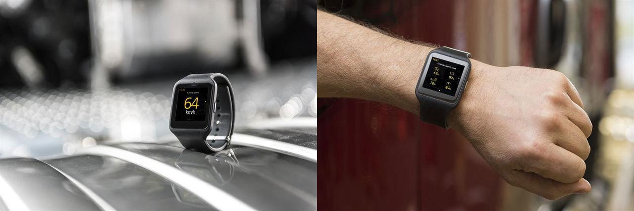 Scania släpper Android Wear-klocka