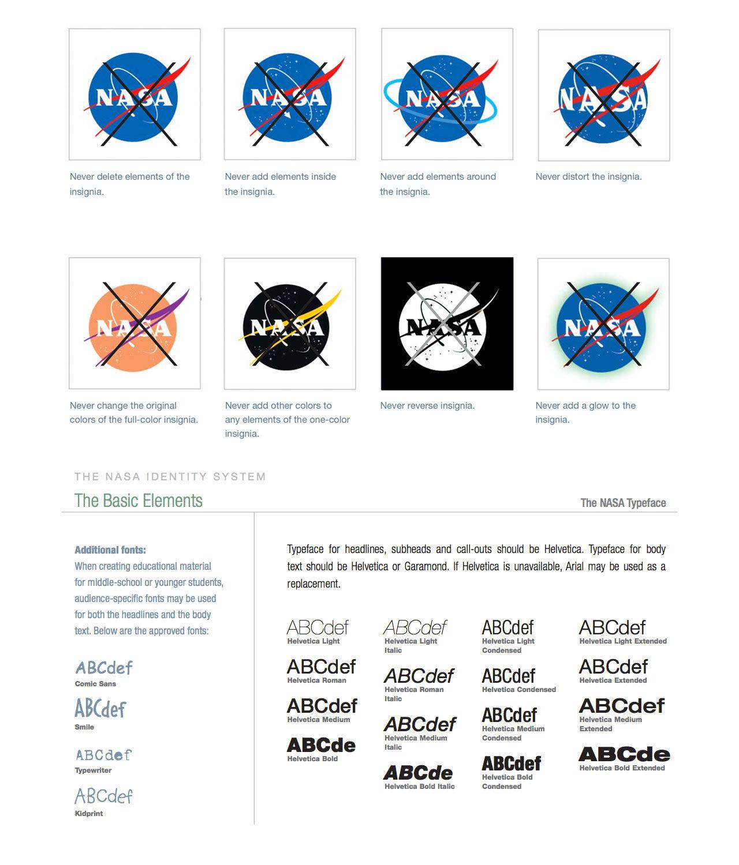 NASA gillar Comic Sans