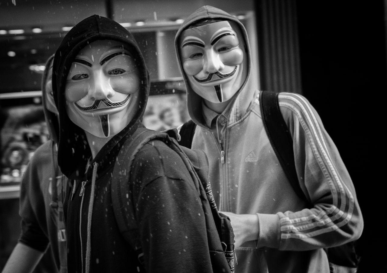 Anonymous säger att de kommer att släppa The Inteview