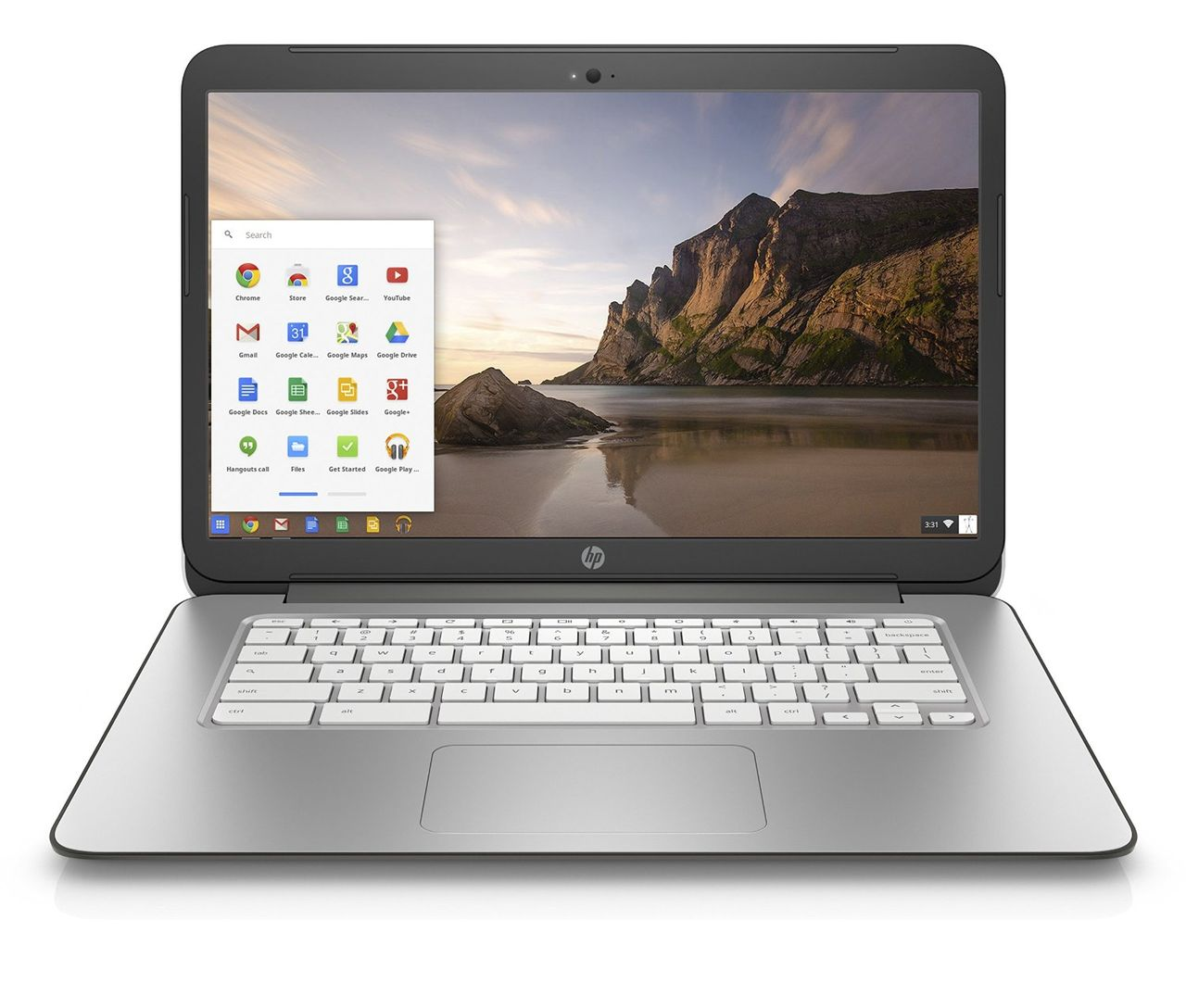 HP lanserar Chromebook 14 Touch