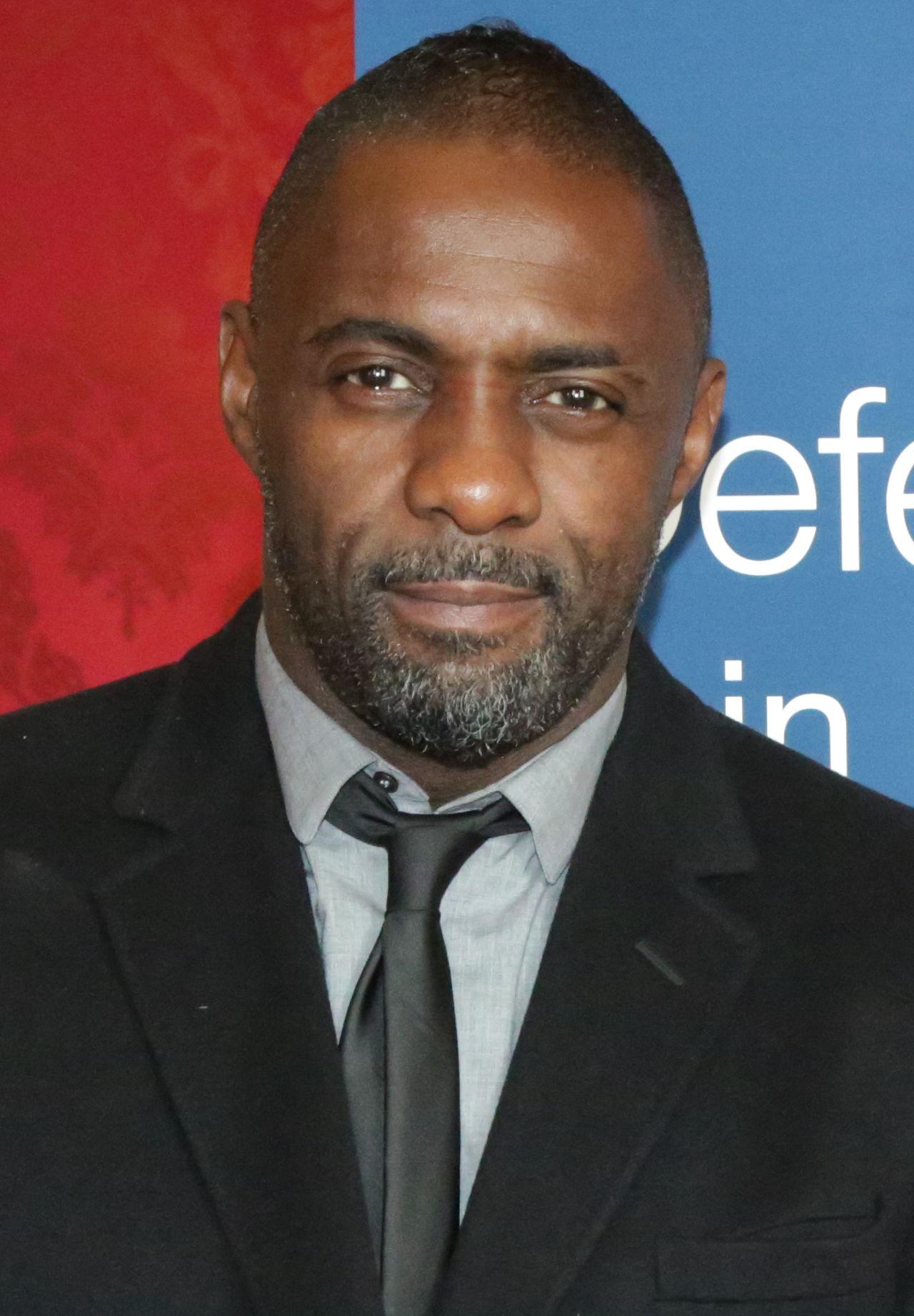Idris Elba näste James Bond?