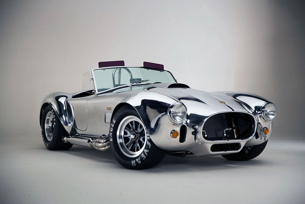 Jubileumsversion av Shelby Cobra 427