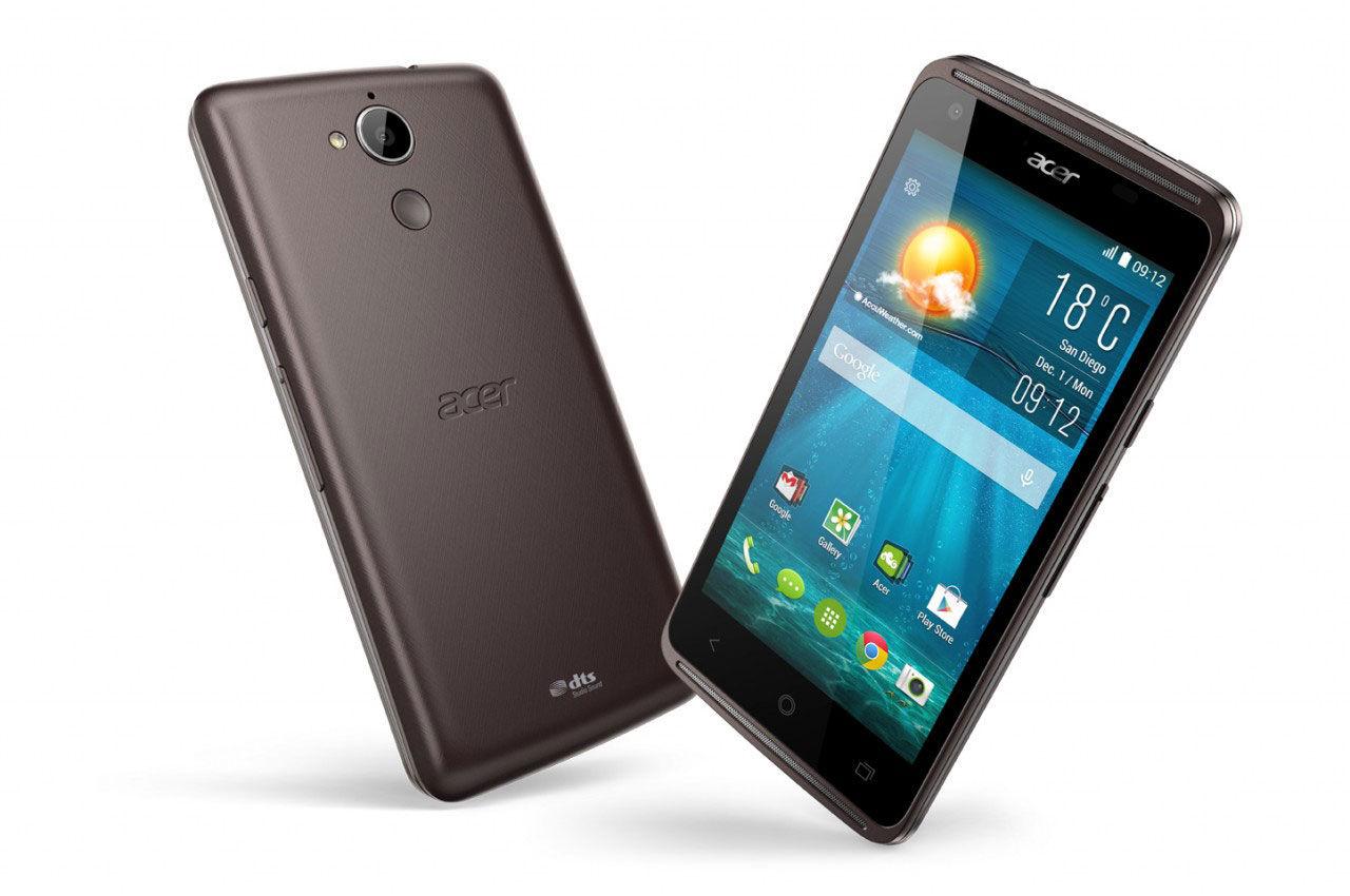 Billig mobil från Acer