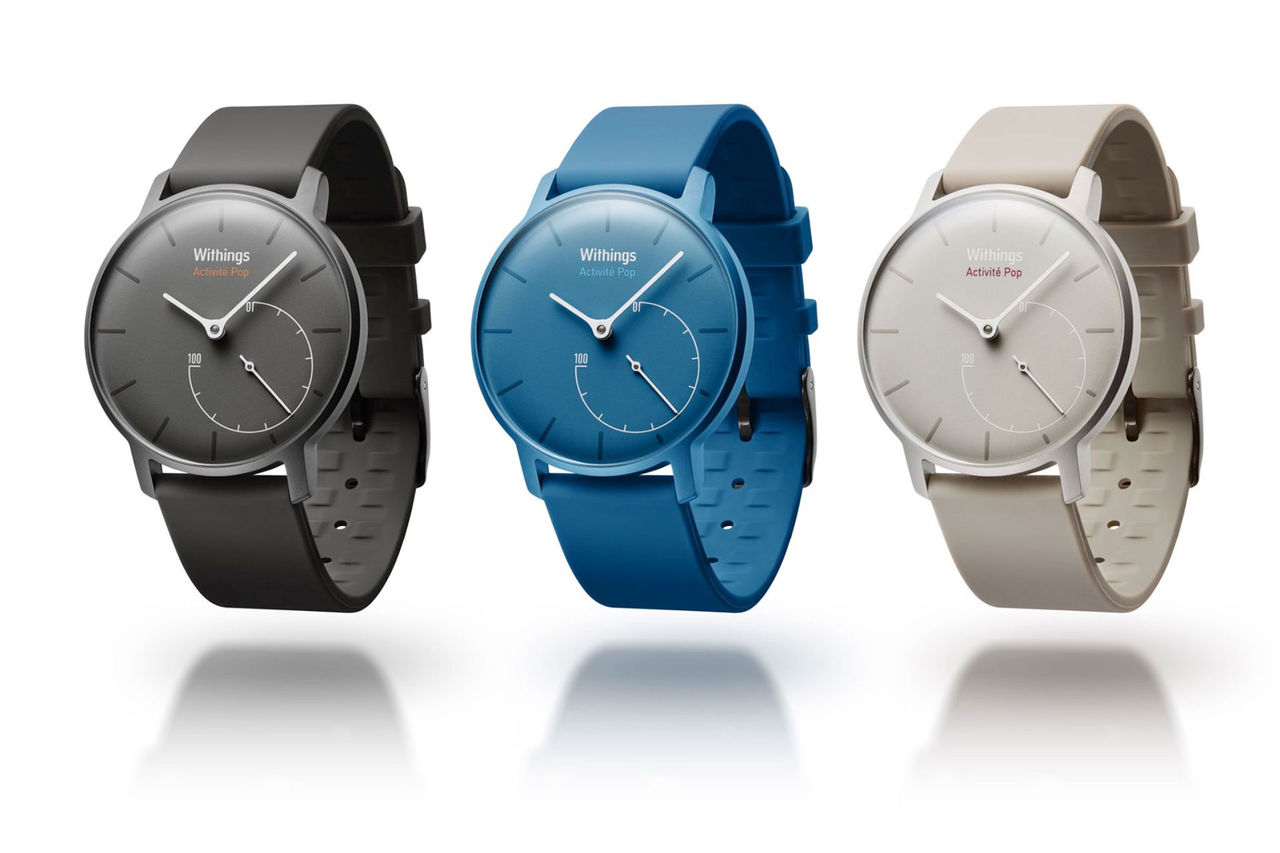 Withings släpper billigare version av sin klocka