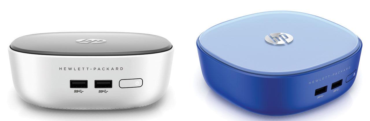 HP Stream mini och Pavillion mini