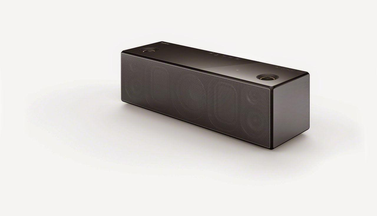 Här är Sonys högtalare med stöd för Google Cast