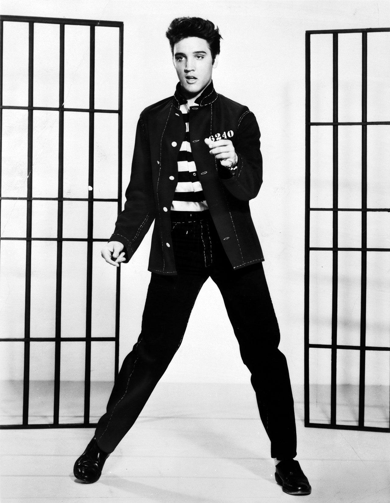 Alla har influerats av Elvis