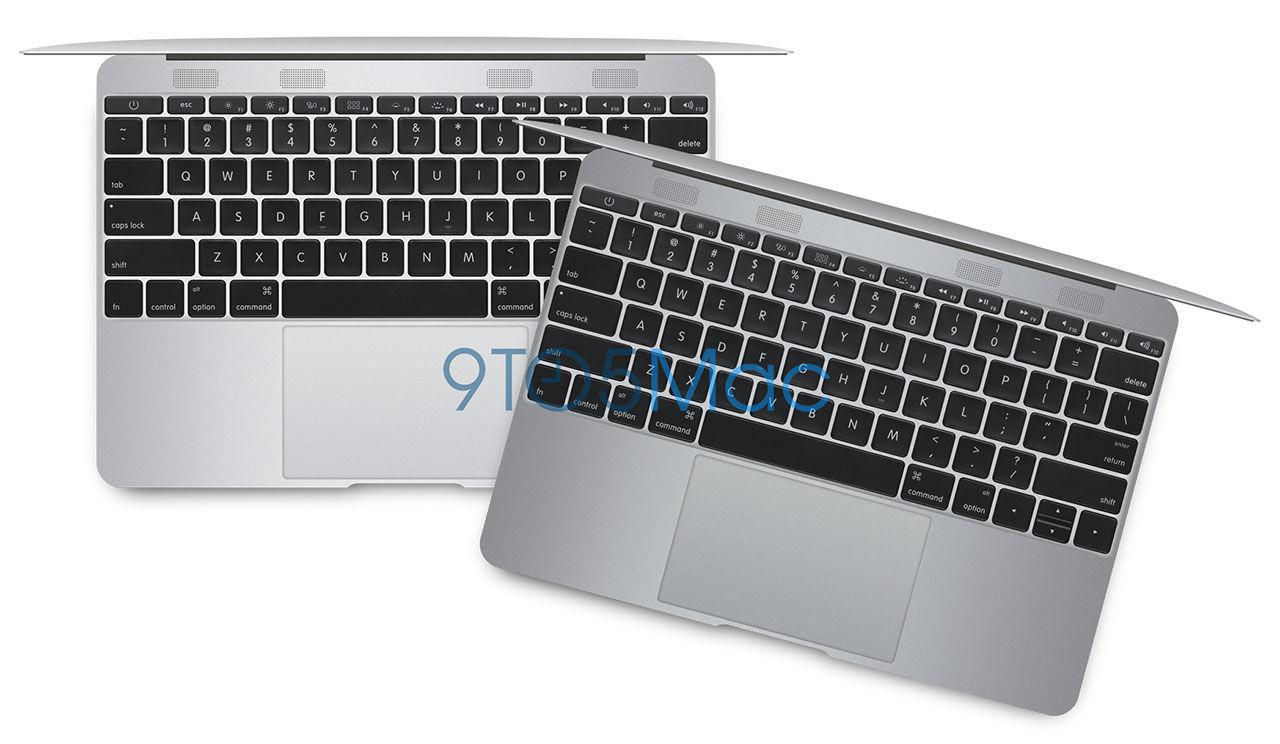Nya uppgifter om möjlig MacBook Air 12 tum